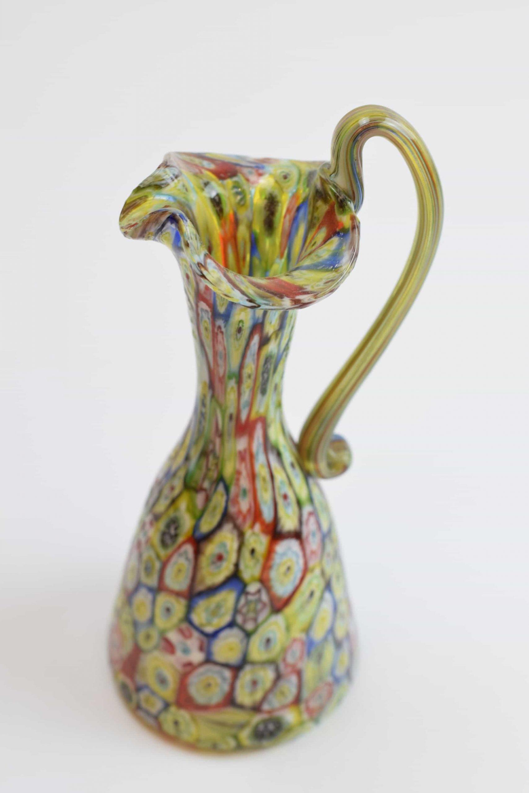 Murrine vase from the 30s