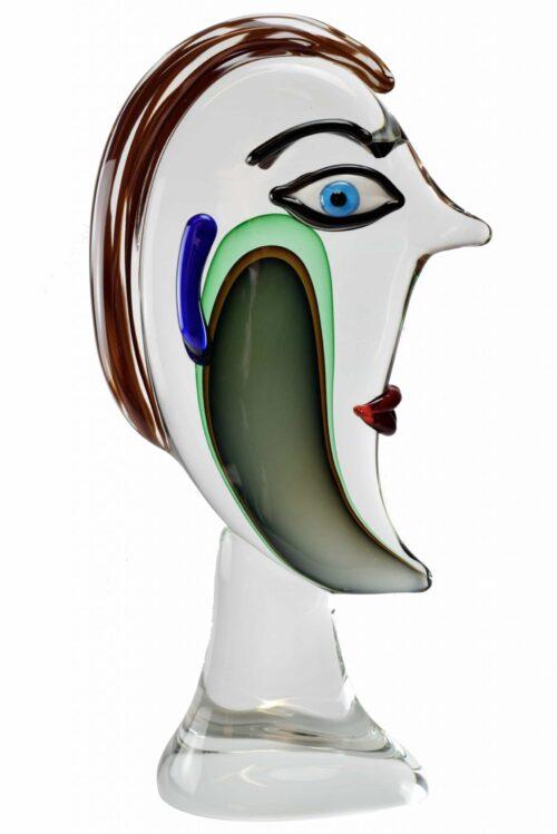 скульптура лорда из муранского стекла
