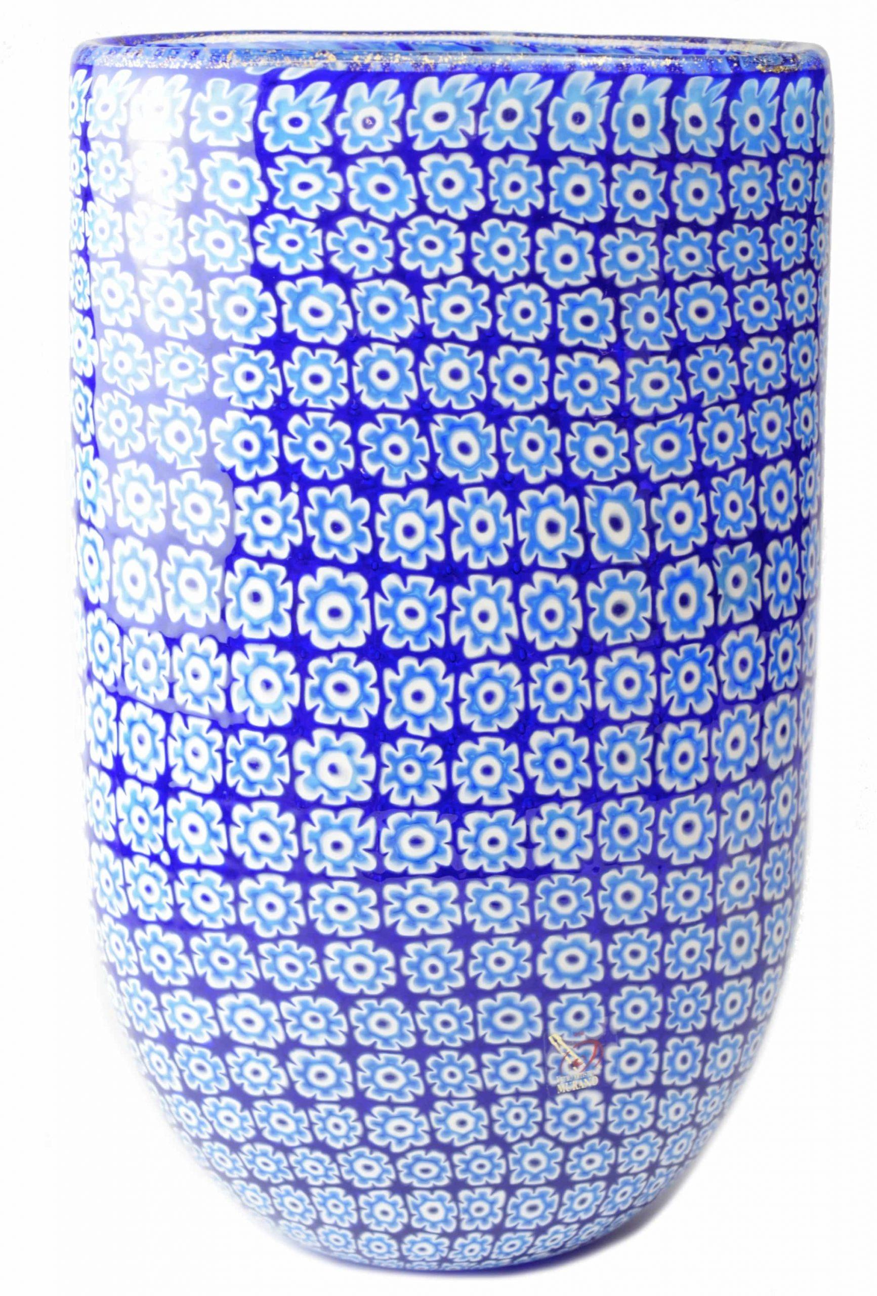 Vase aus Muranoglas