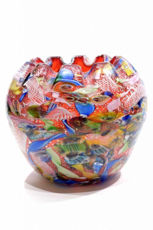 Византийская ваза из муранского стекла