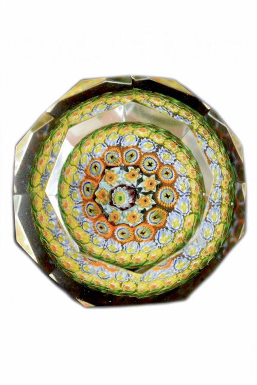 Vintage Murano Glas Briefbeschwerer