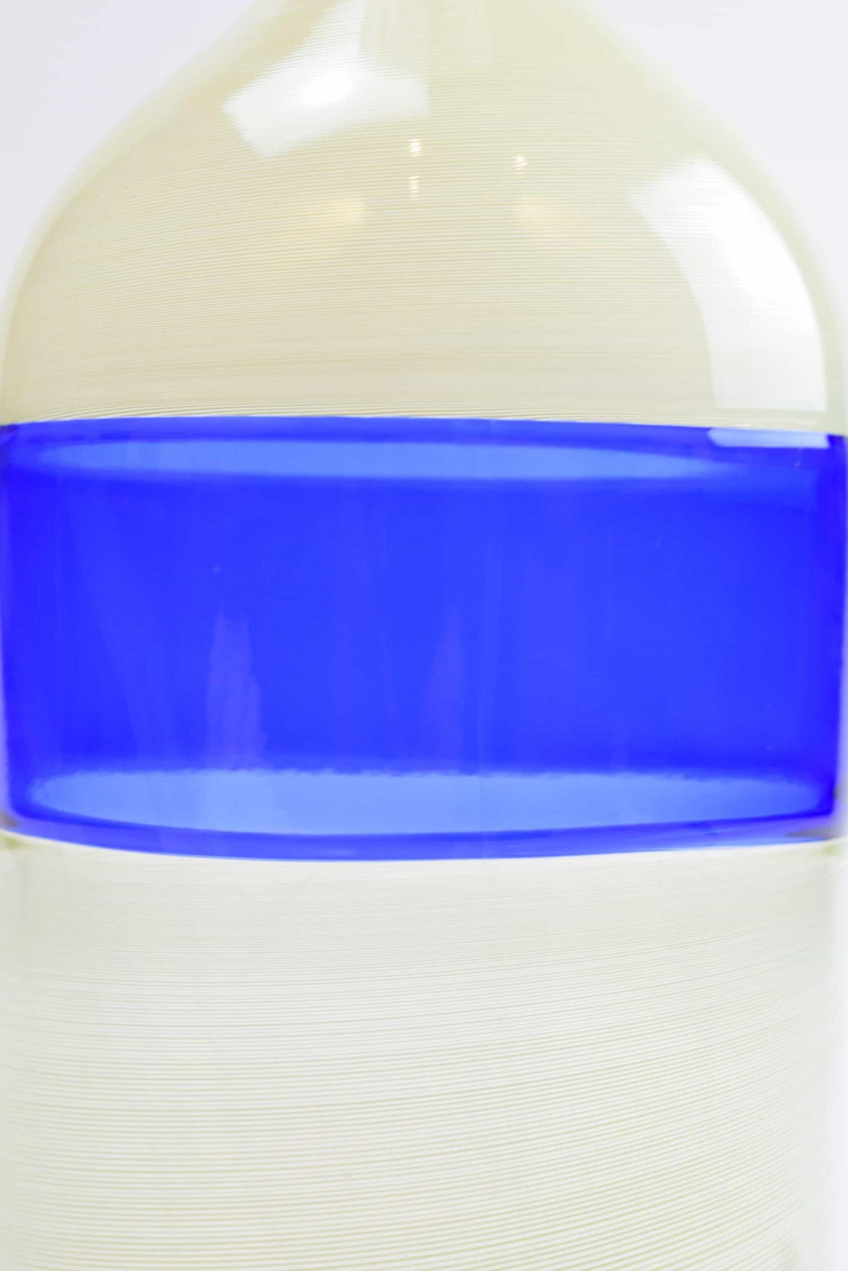 Incalmo Vase aus Muranoglas