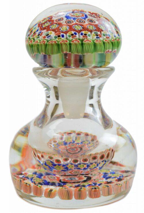 Бутылка из муранского стекла