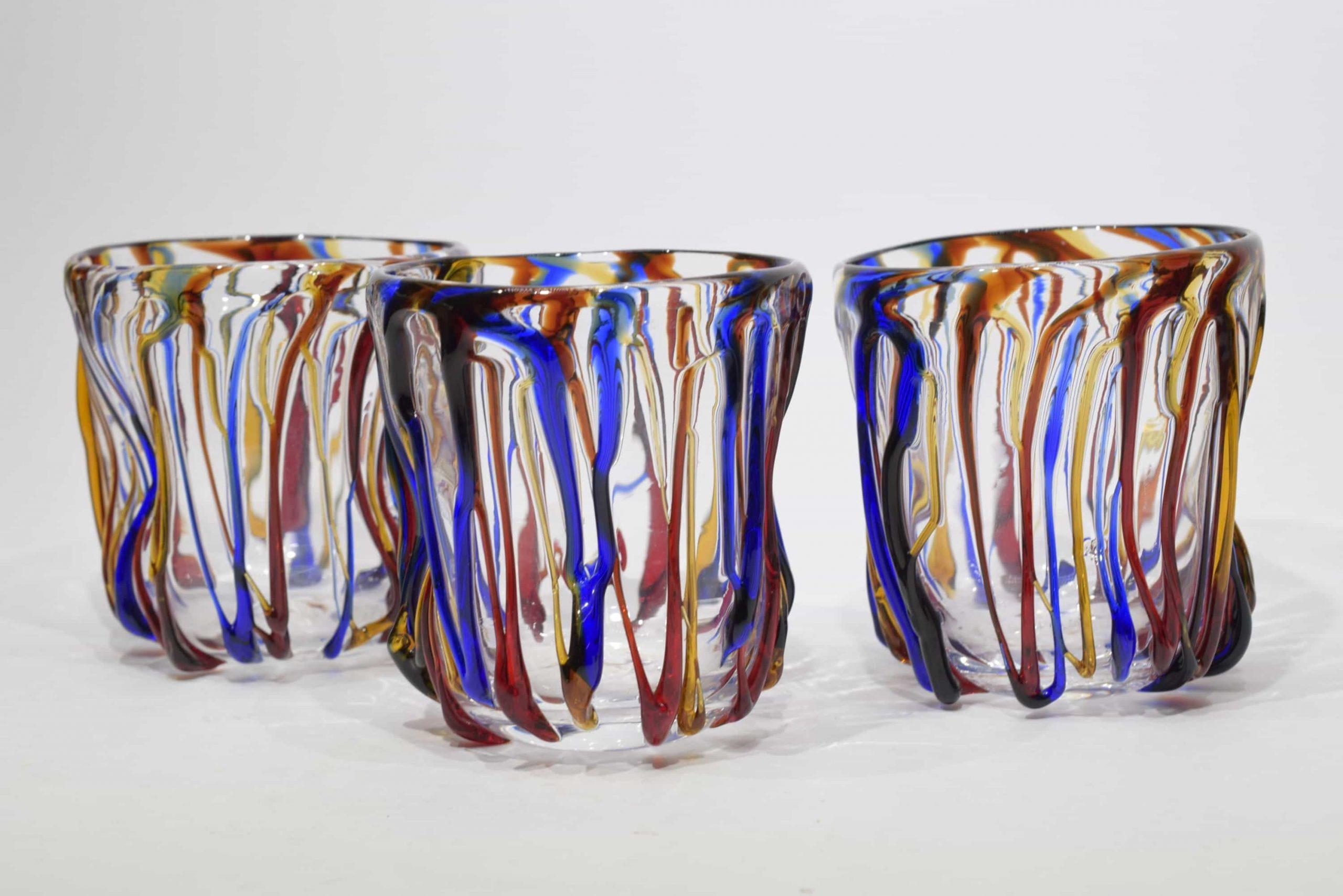 Goti Sammlerstück aus Muranoglas