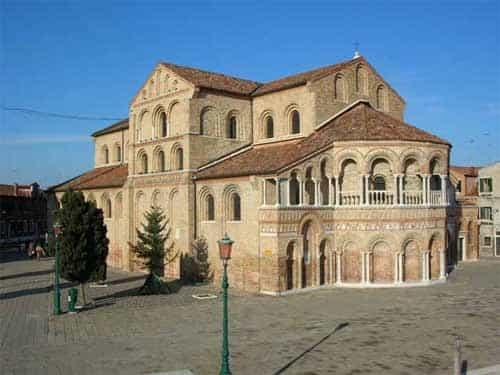 Собор Святой Марии и Донато в Мурано