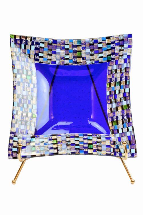 Murano Glasplatte Glasplatte