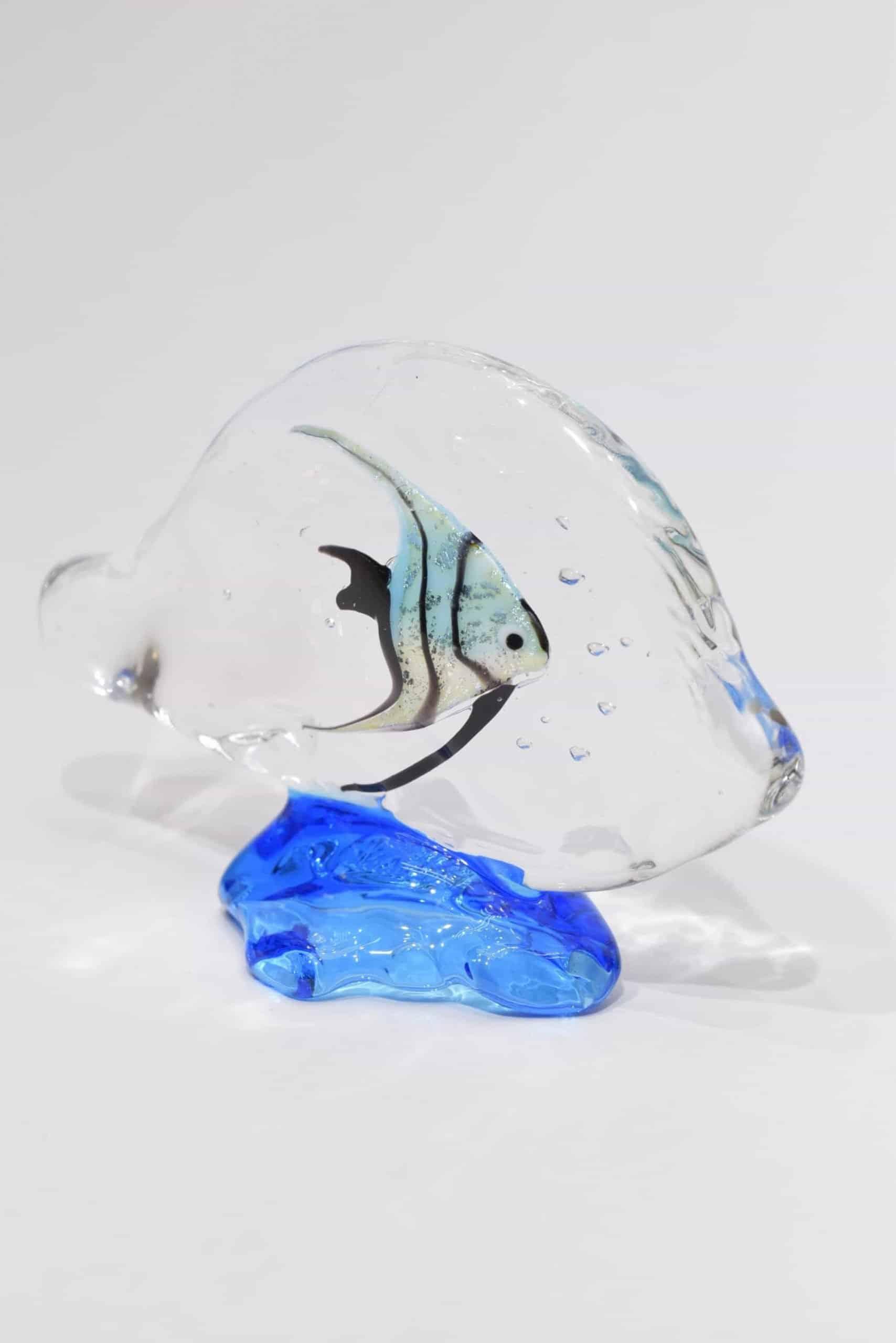 Murano Glas Aquarium