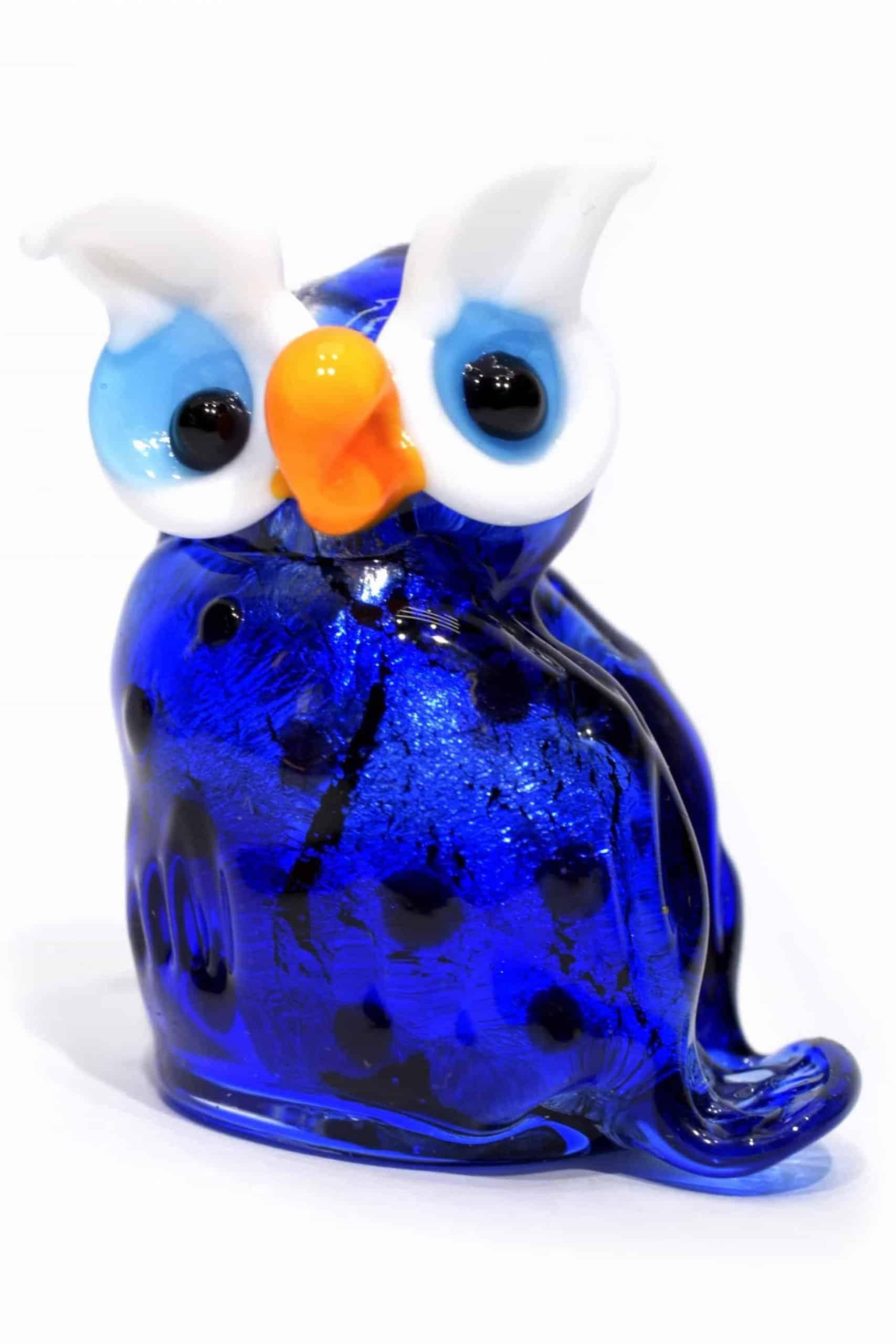 Tier in Muranoglas Glastier