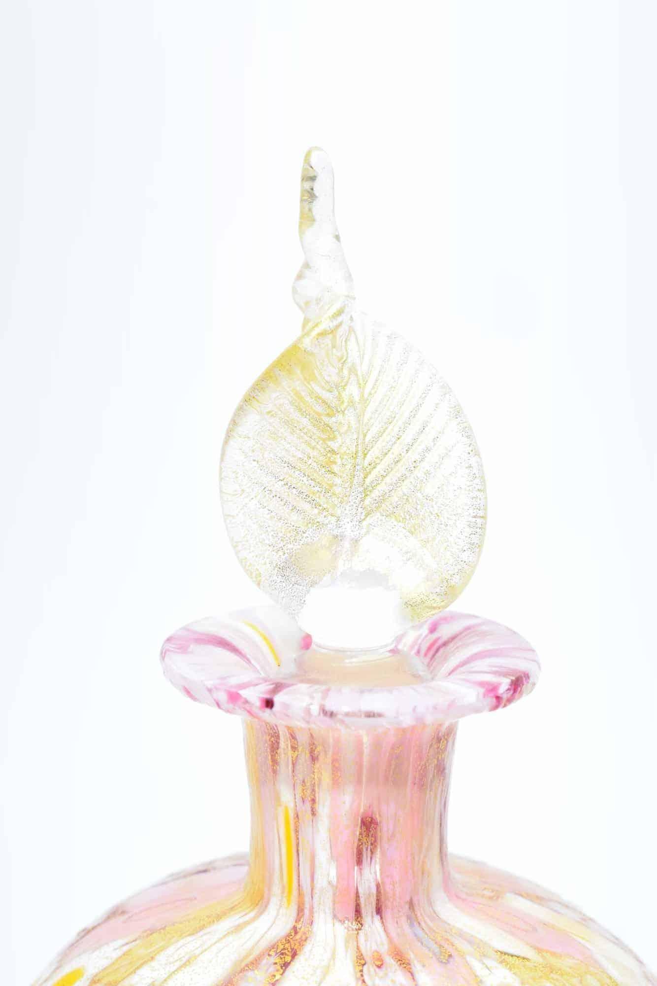Murrine Flasche In Murano Glas - (Art. 10320)