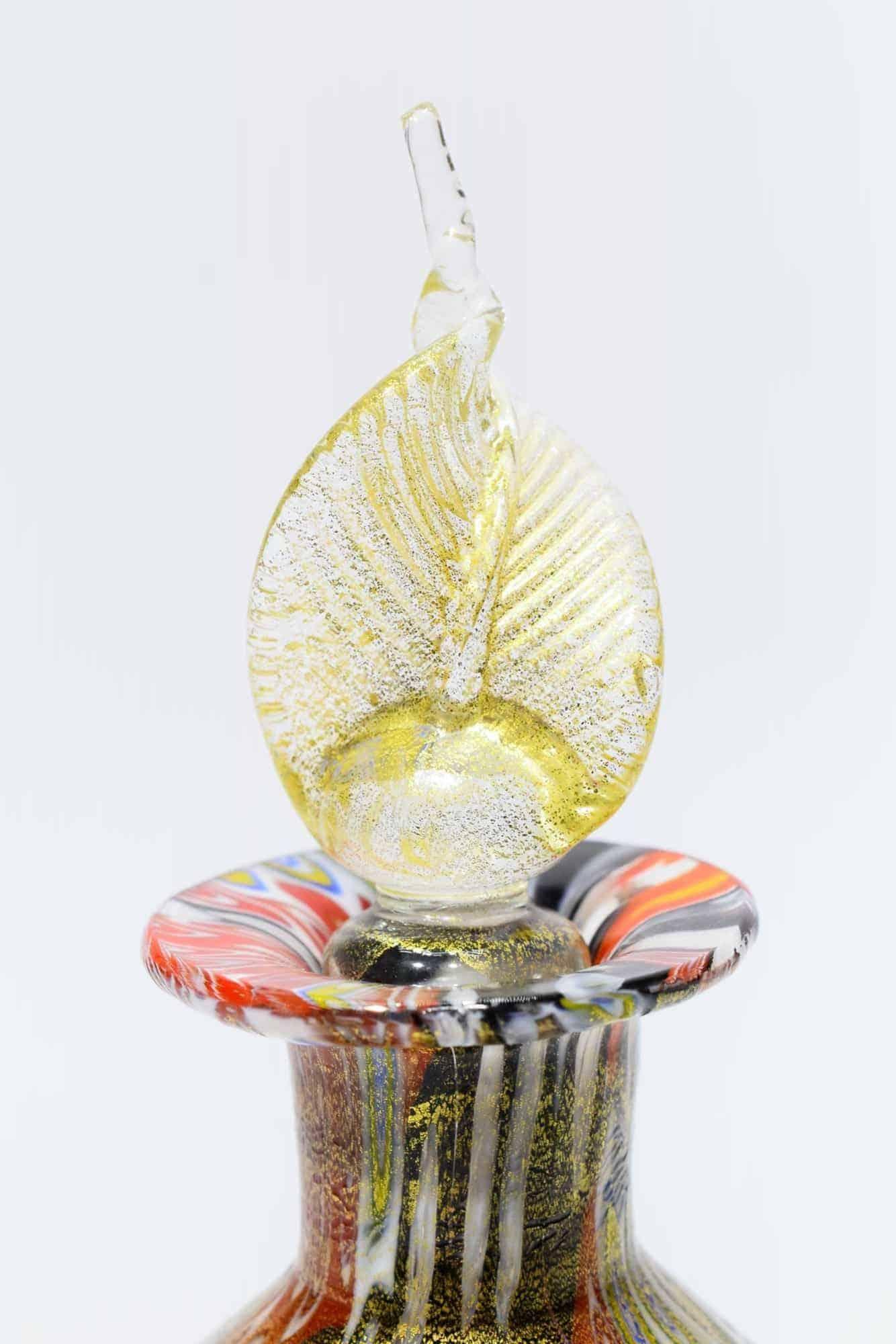 Бутылка Муррина из муранского стекла - (Art. 10313)
