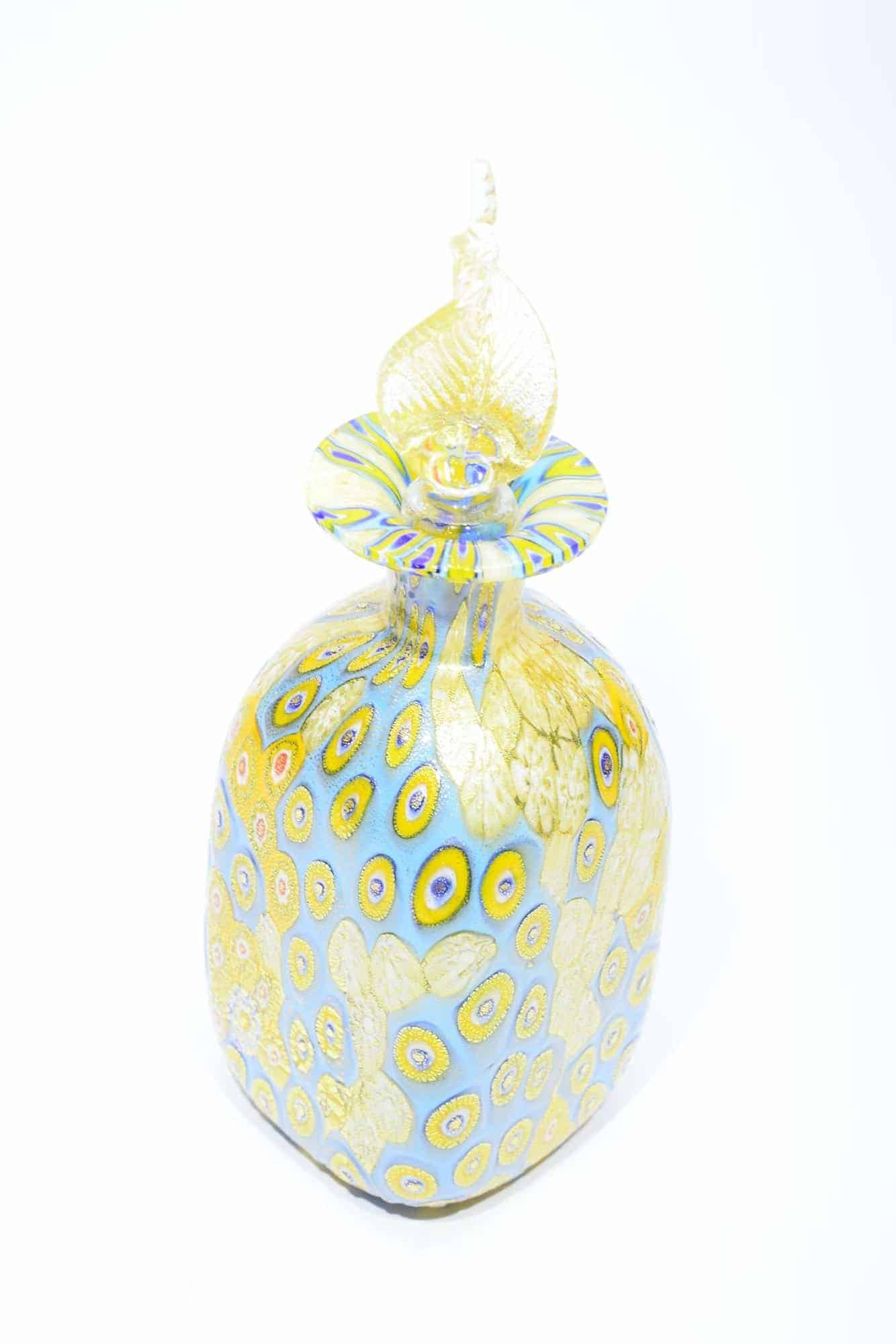 Бутылка Муррина из муранского стекла - (Art. 9180)