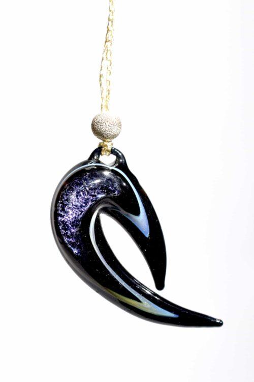 Murano glass pendant jewel