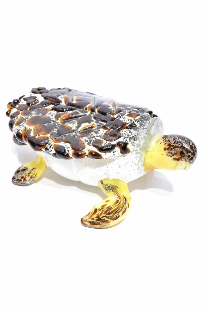 Schildkröte in Muranoglas