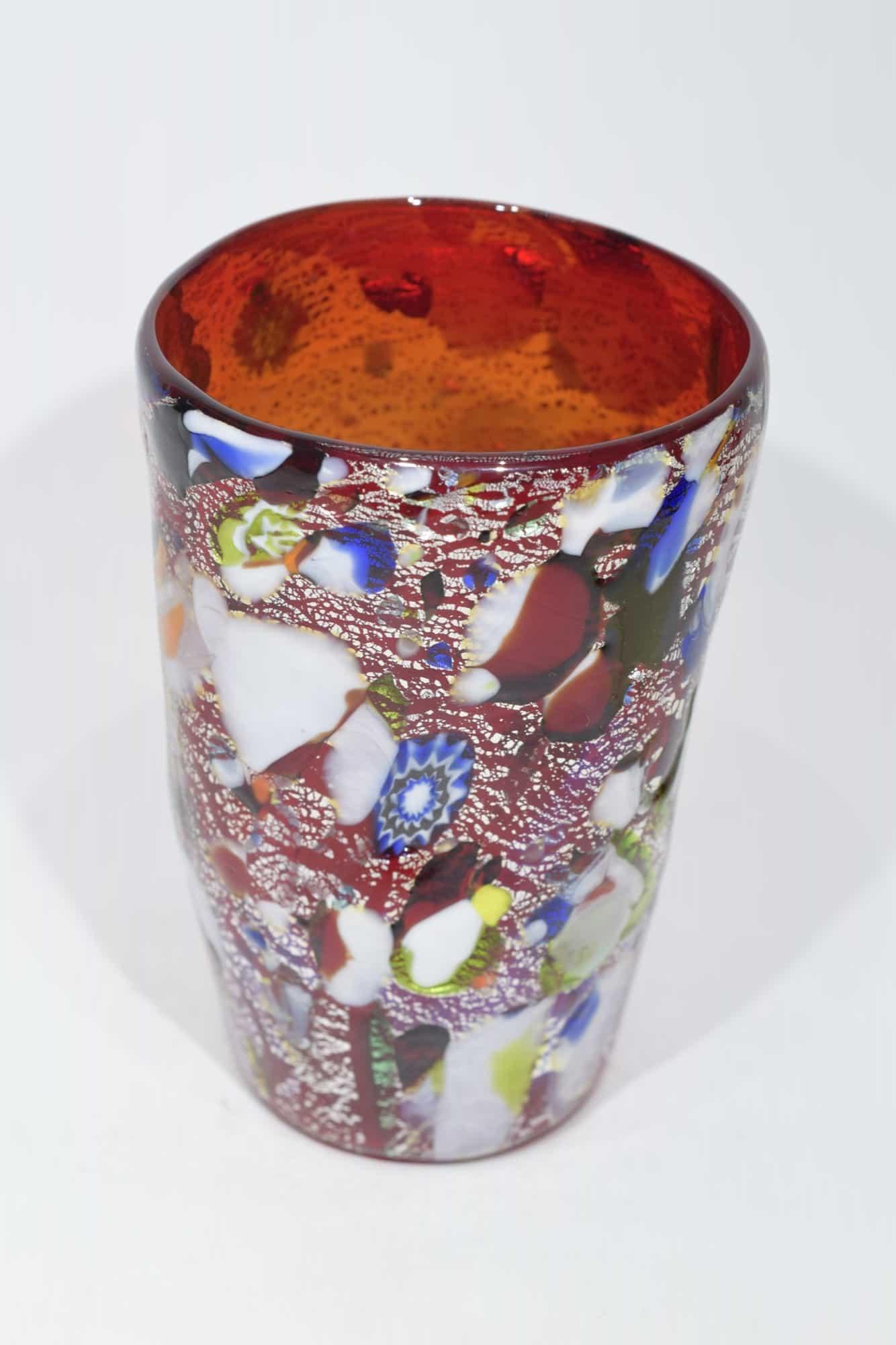 Arlecchino-Glas aus Muranoglas - (Art. 11290)