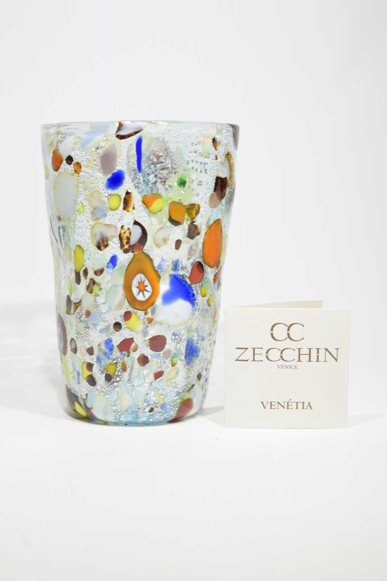 Arlecchino-Glas aus Muranoglas - (Art. 11297)