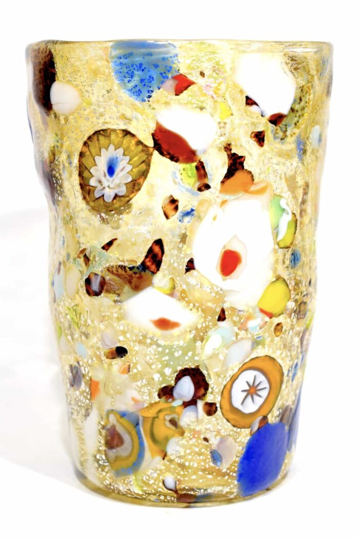 Tasse aus Muranoglas