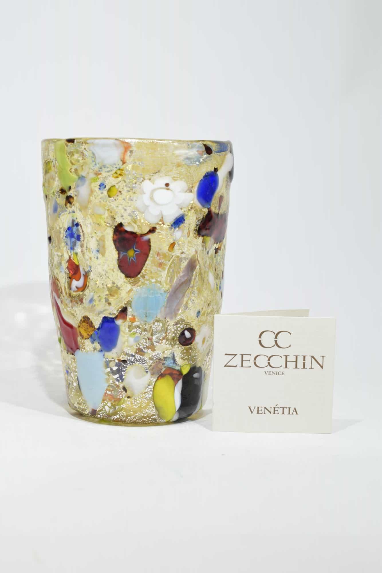 Arlecchino-Glas aus Muranoglas - (Art. 11309)
