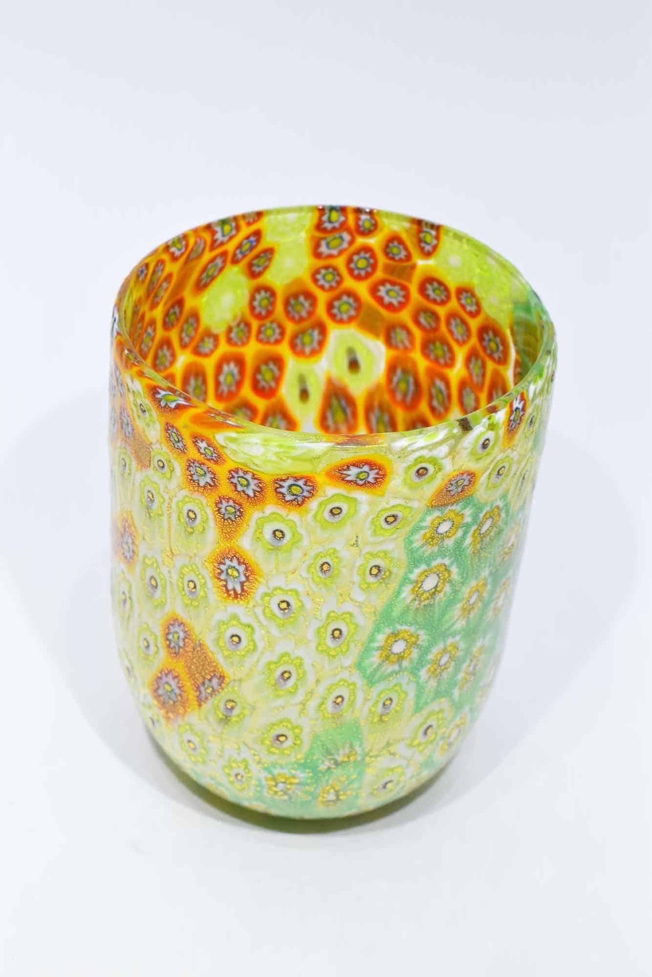 Murrine Glass In Murano Glass (Art. 11517)