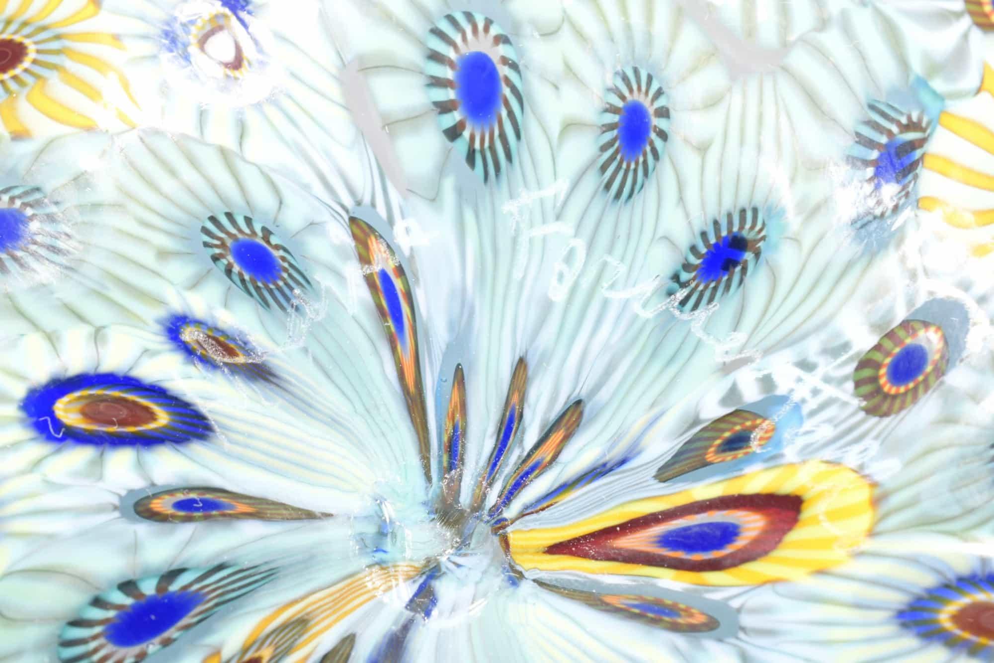 Murano Glas Herzstück (Art. 11620)