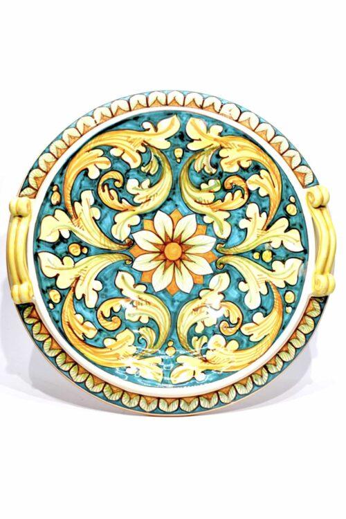 керамический декор ручной работы \