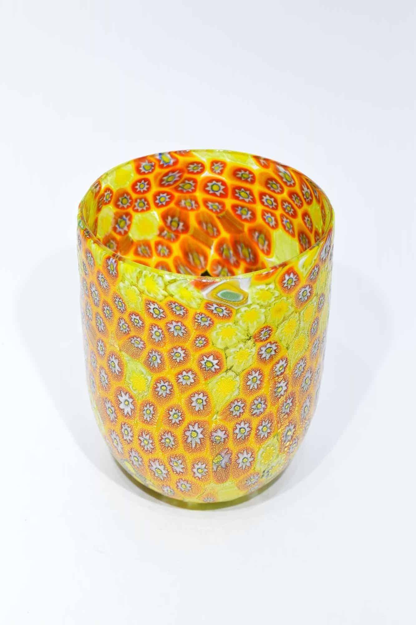 Murrine Glass In Murano Glass (Art. 13078)