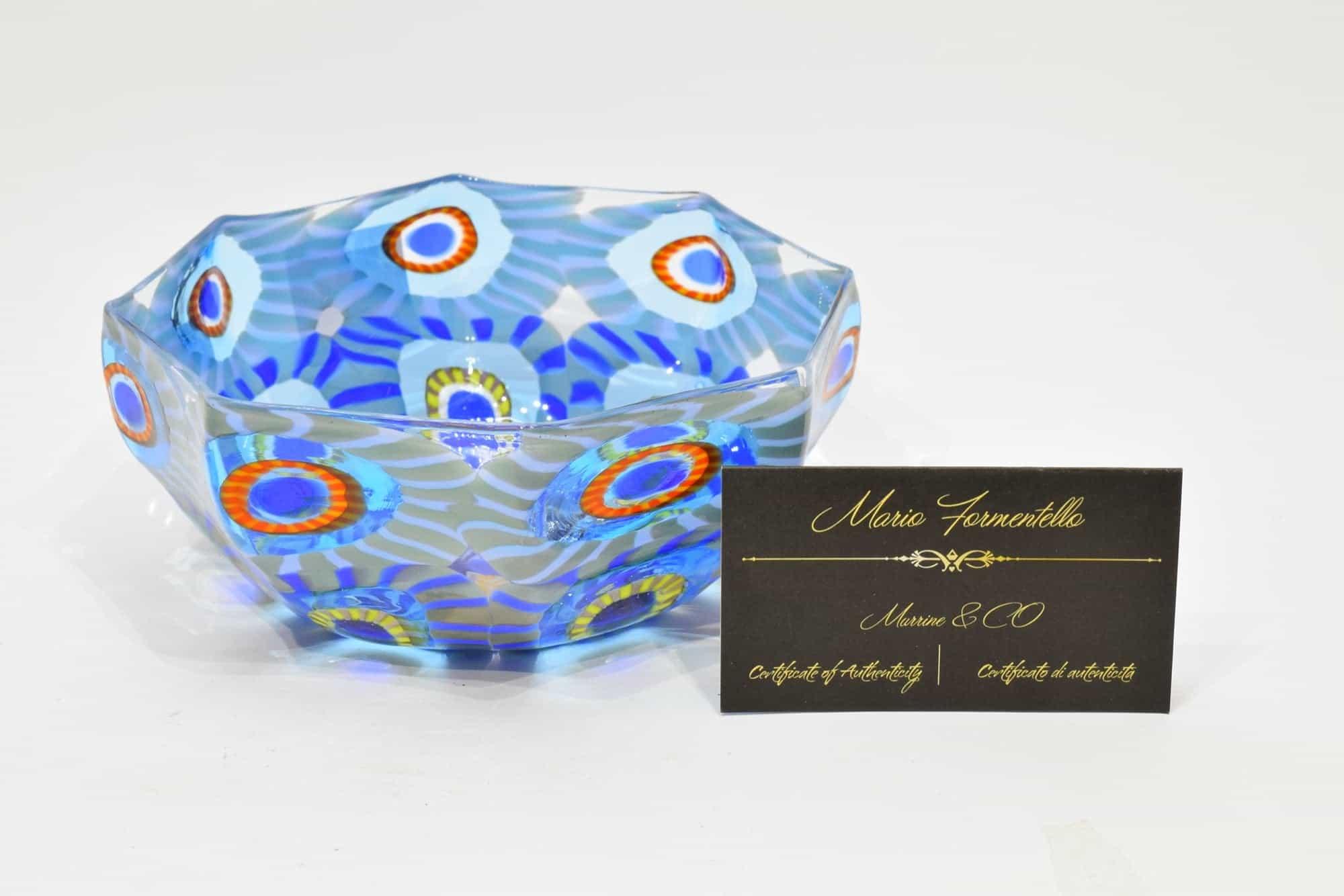 Murano Glass Murrine Herzstück (Art. 13193)
