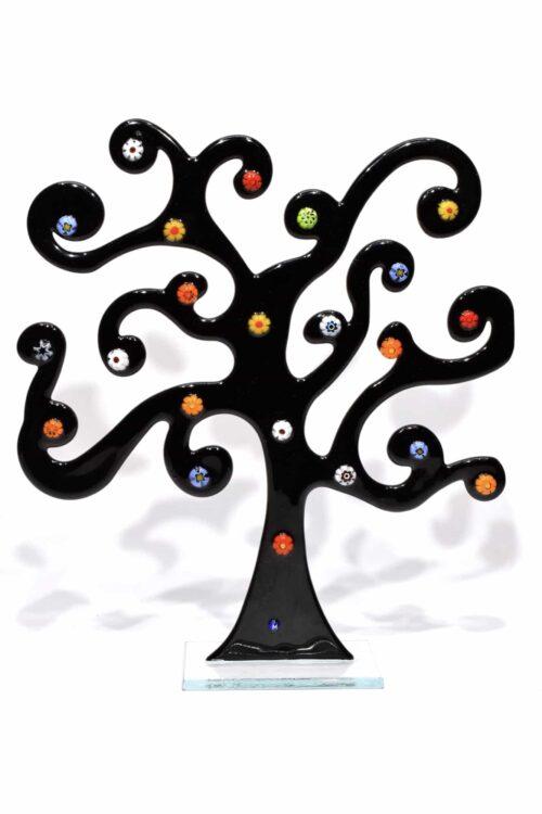 Klimt Baum des Lebens in Muranoglas