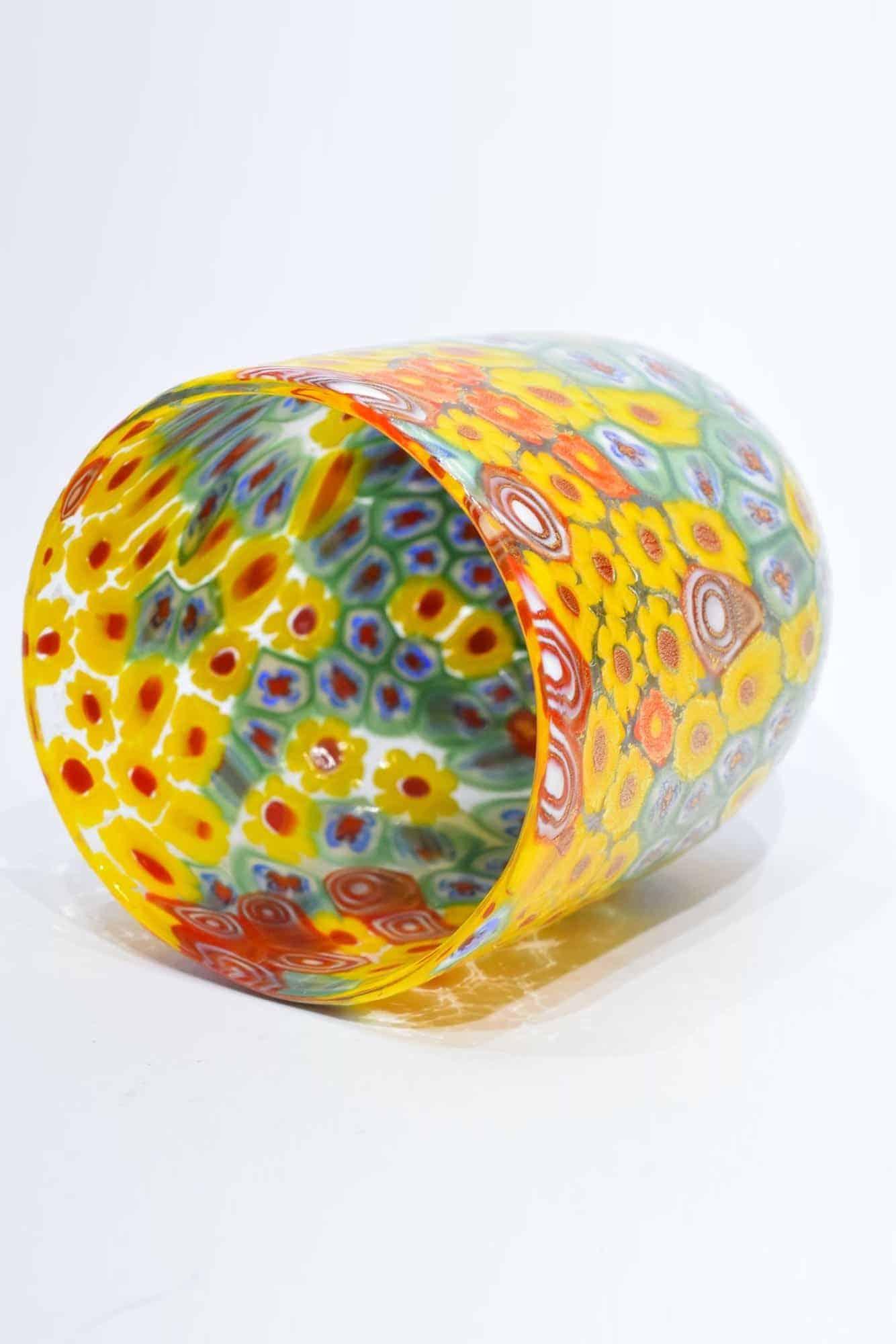 Murrine Glass In Murano Glass (Art. 33518)