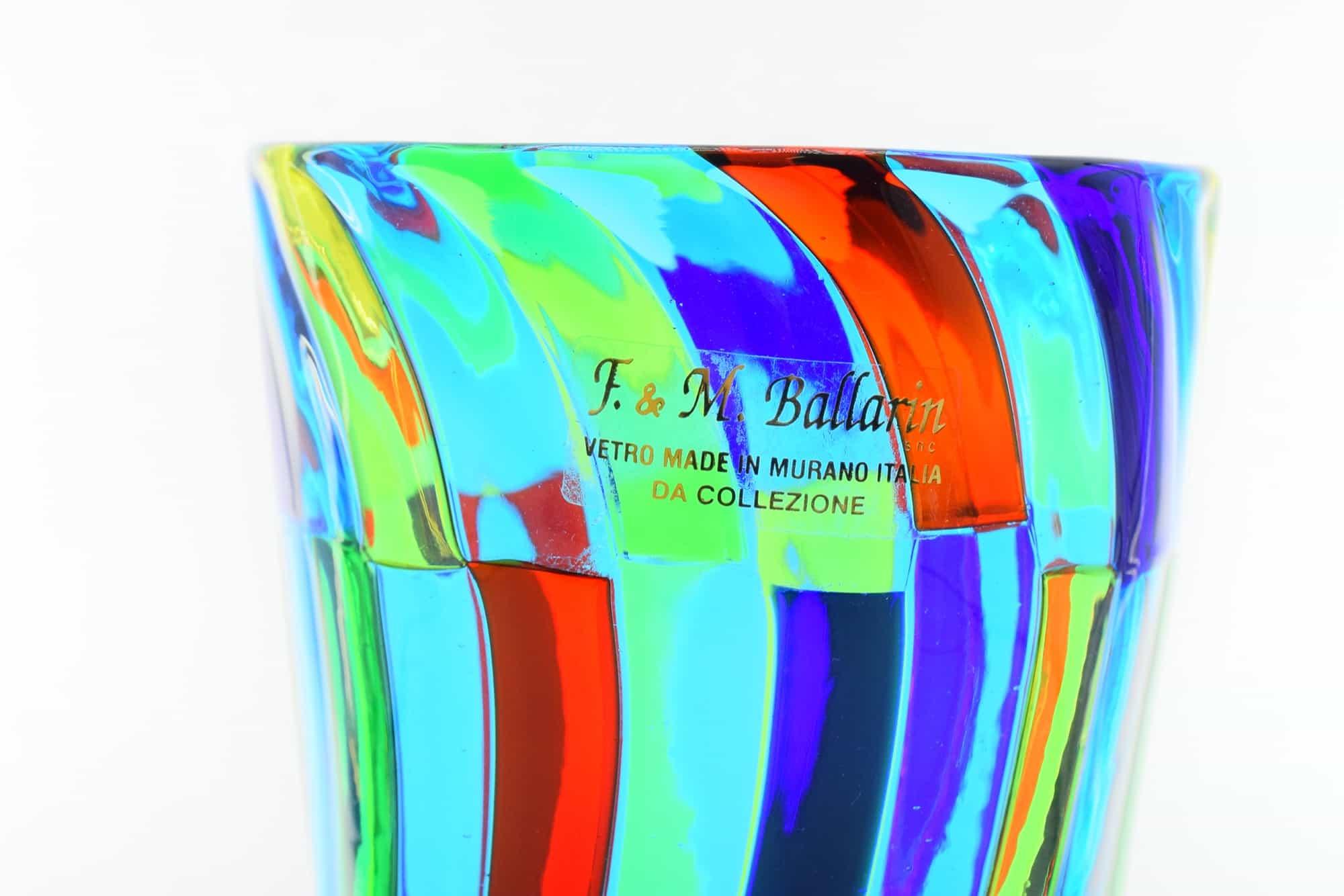 Стекло Pezzato из муранского стекла - (Art. 33324)