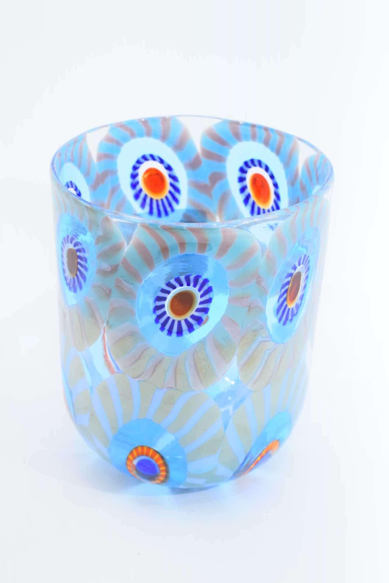 Gehe zu Glas in Muranoglas mit Murrine (Art. 31994)