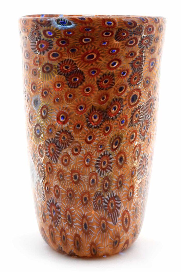Ваза из муранского стекла