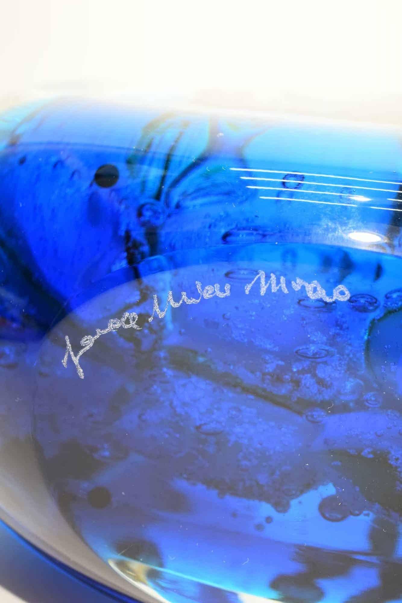 Acquario In Vetro Di Murano - ( Art. 34067)