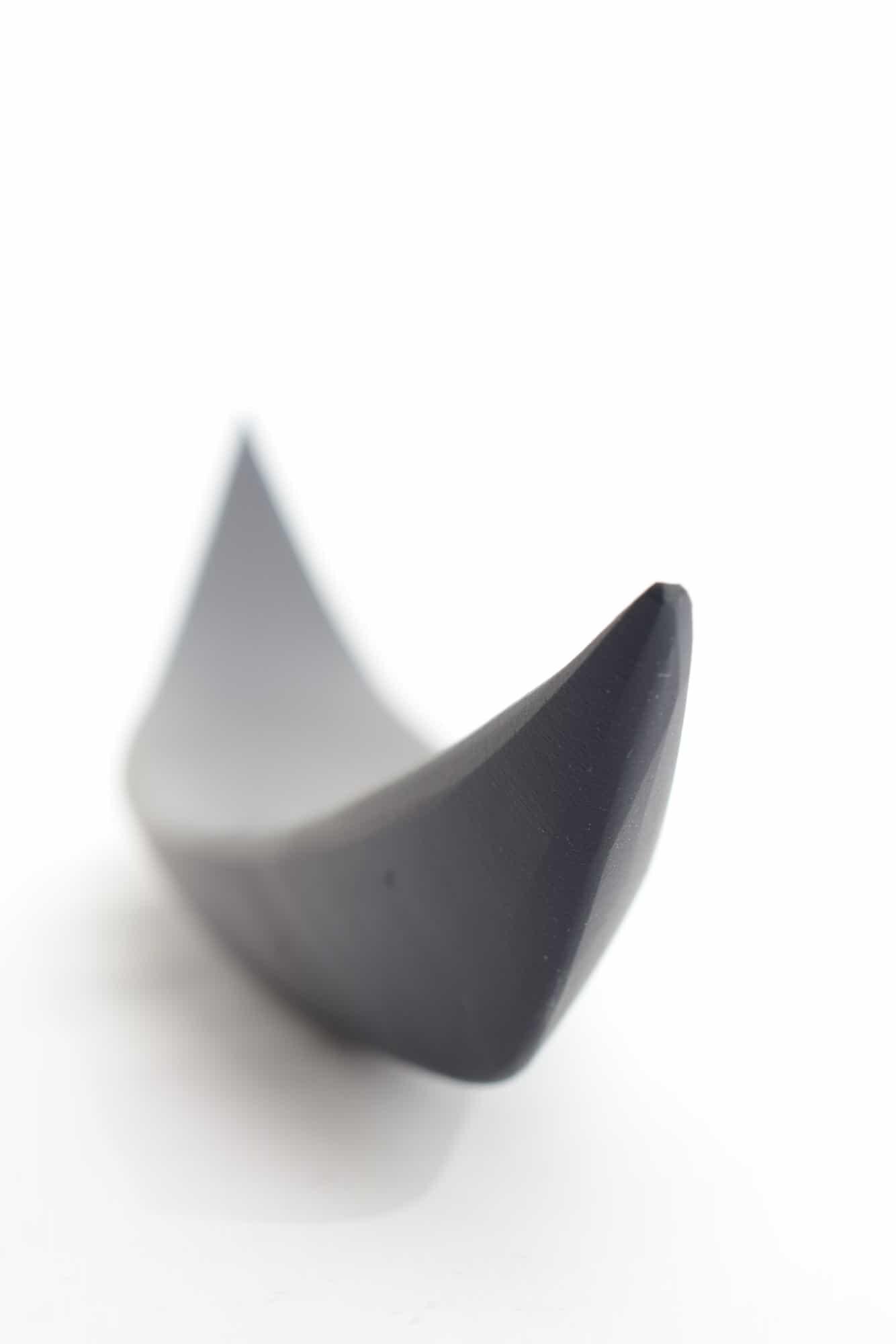 Satinierte Gondel aus Muranoglas - (Art. 34135)
