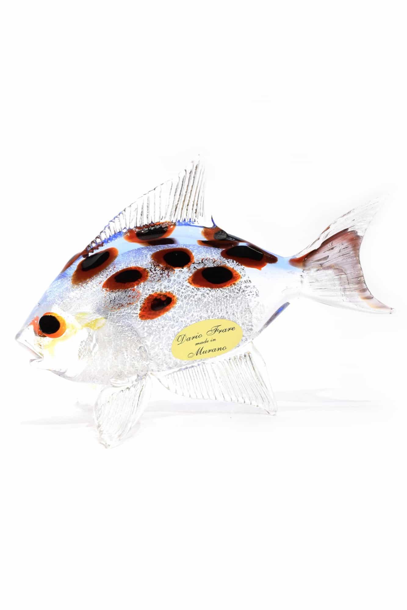 Рыба из муранского стекла