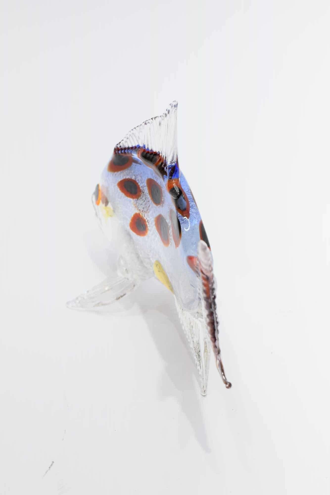 Тропические рыбы из муранского стекла - (Art. 34396)