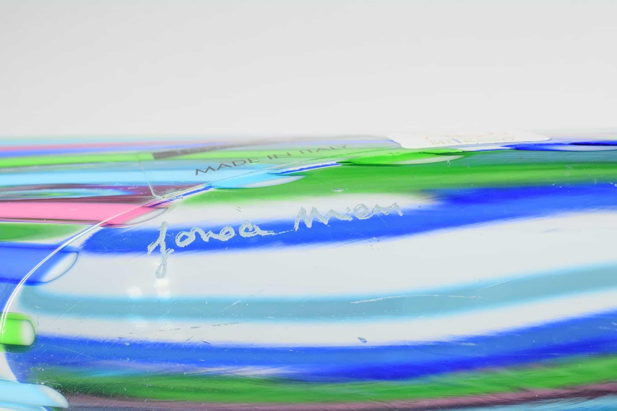 Murano Glasfisch - (Art. 34784)