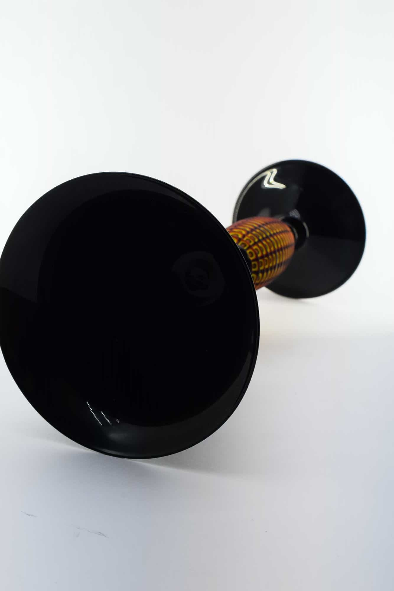 Чаша из кованого муранского стекла - (Art. 35450)