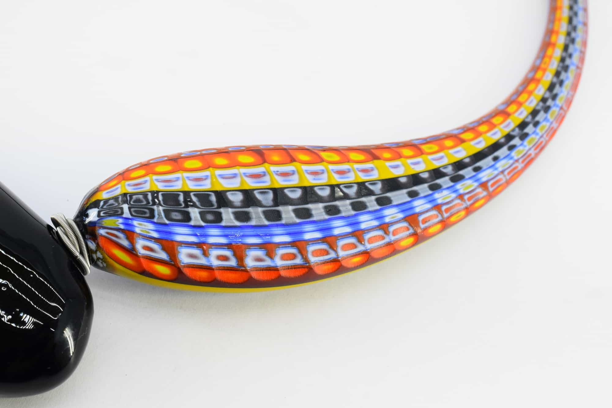 Murano Glass Choker Halskette - (Art. 35428)
