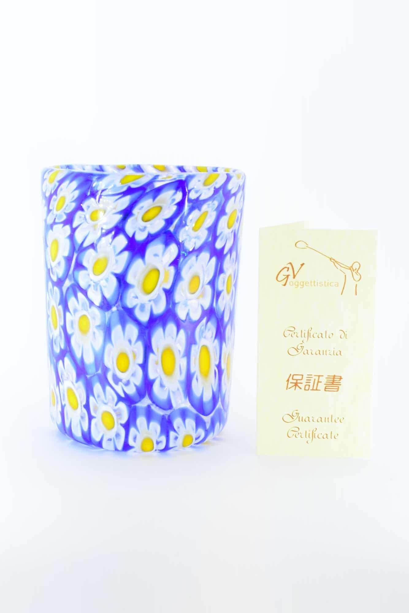 Murrine Glass In Murano Glass - (Art. 36612)