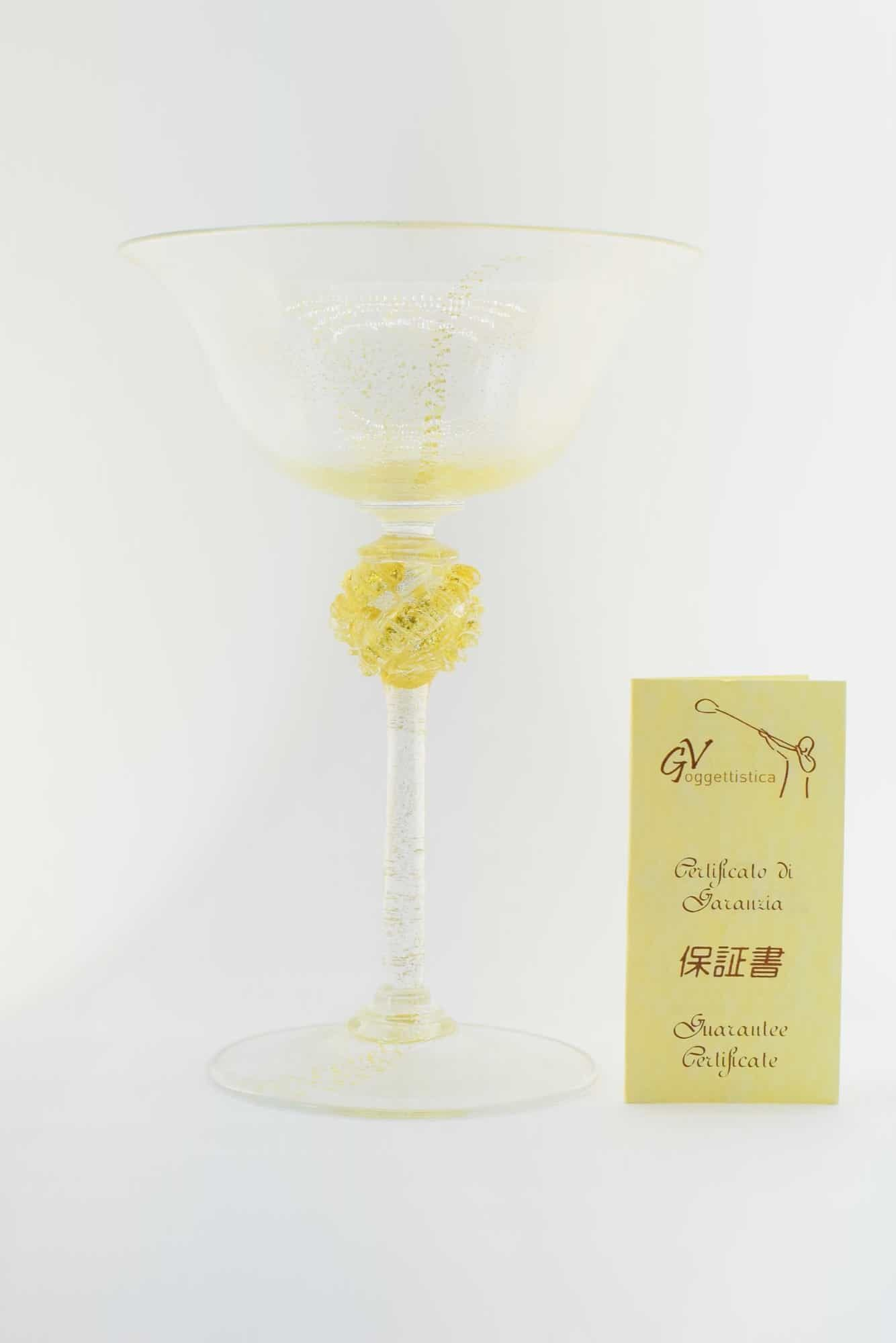 Murano Glass Sammlerbecher (Art. 36674)