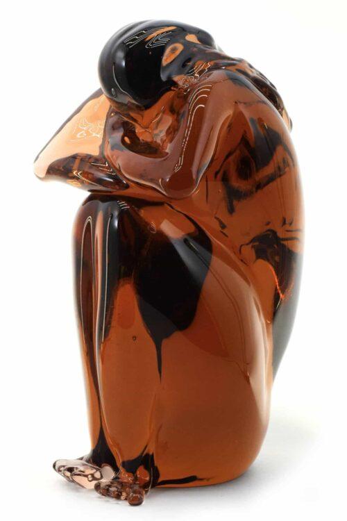 Скульптура из муранского стекла