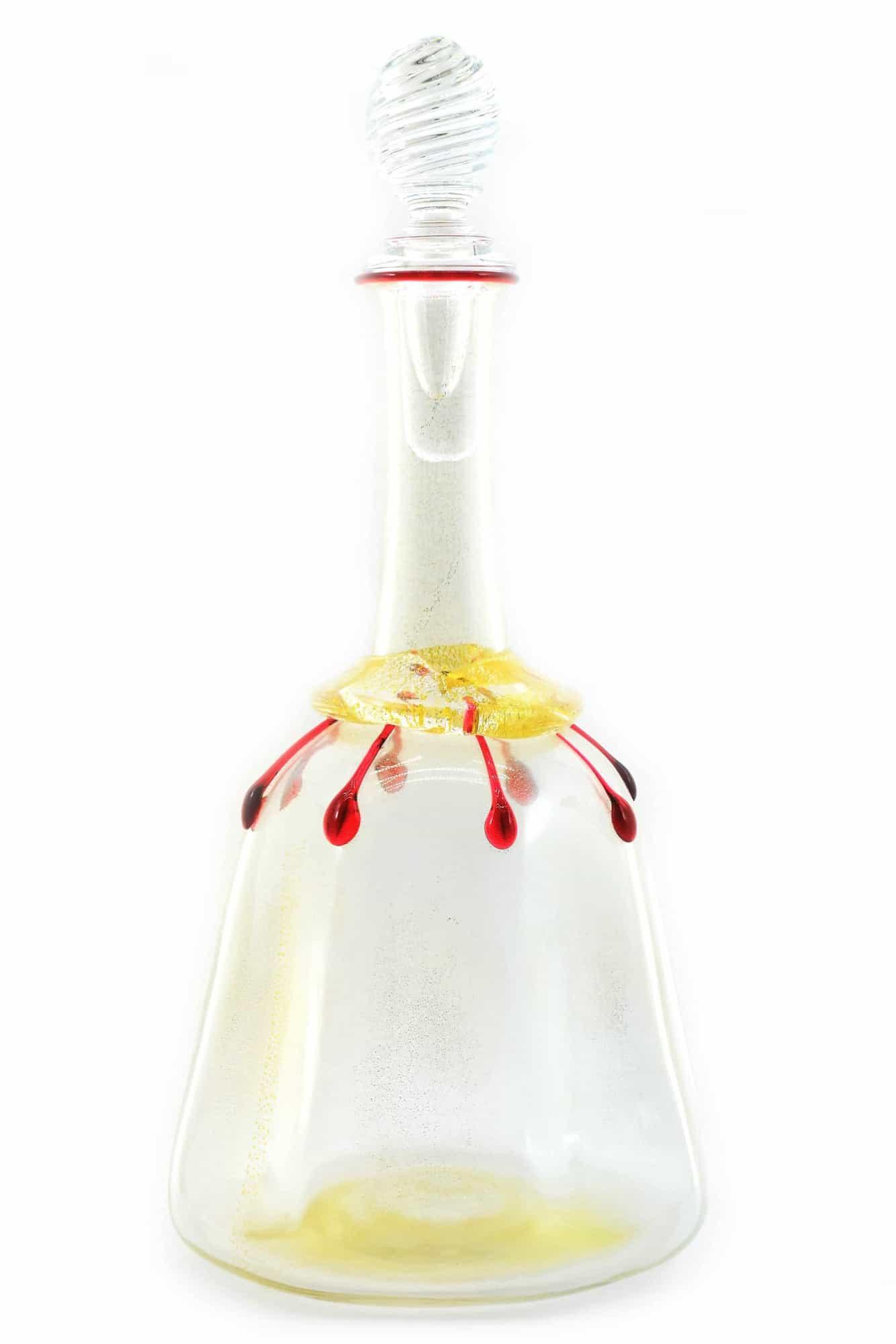 Vittorio Zecchin Vase aus Muranoglas