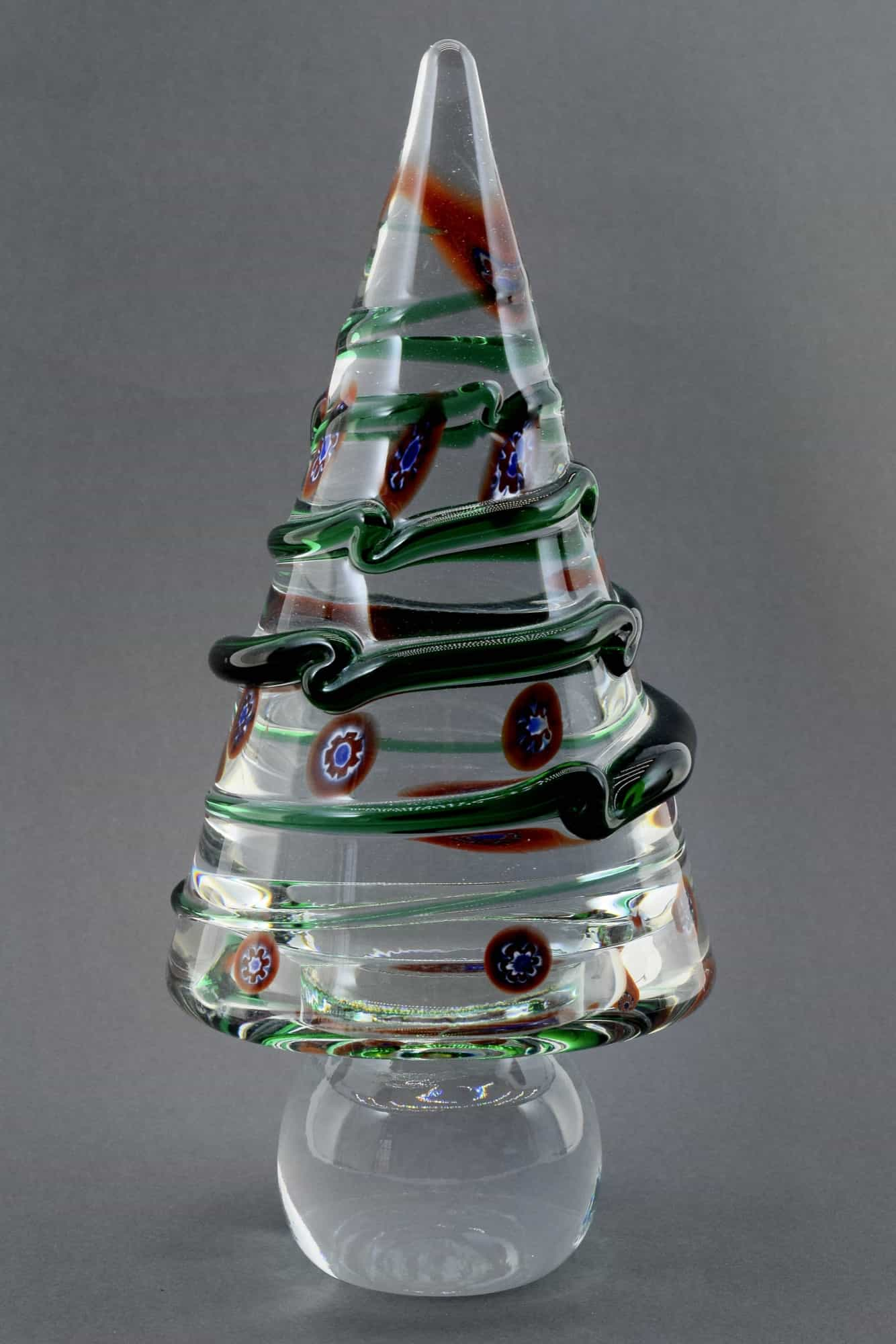 Murano Glas Weihnachtsbaum