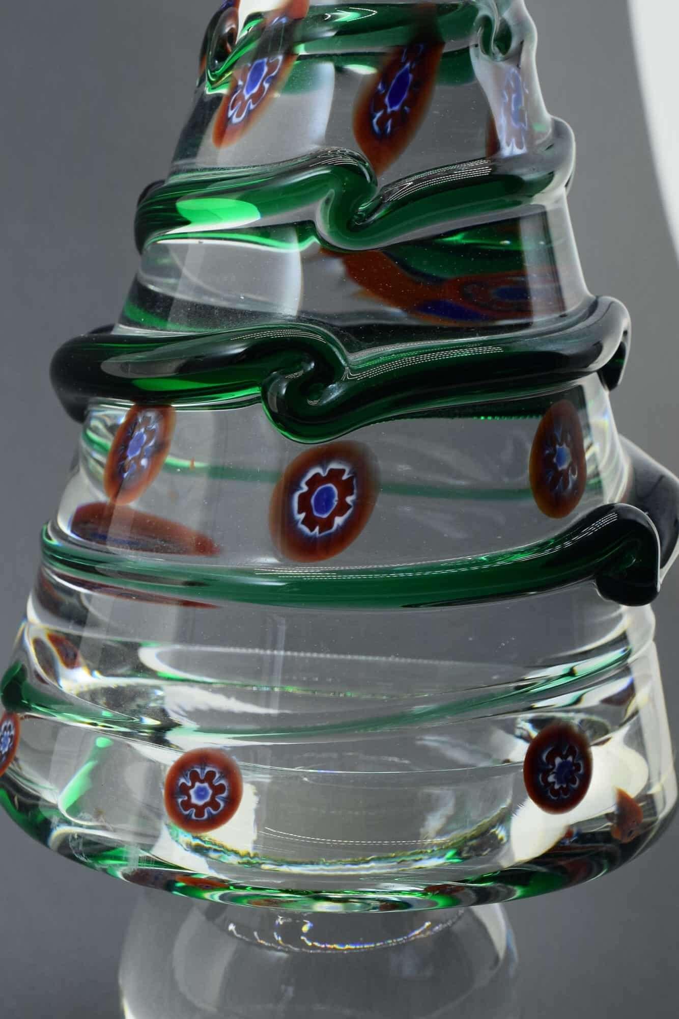 Weihnachtsbaum aus Muranoglas - (Art. 36943)