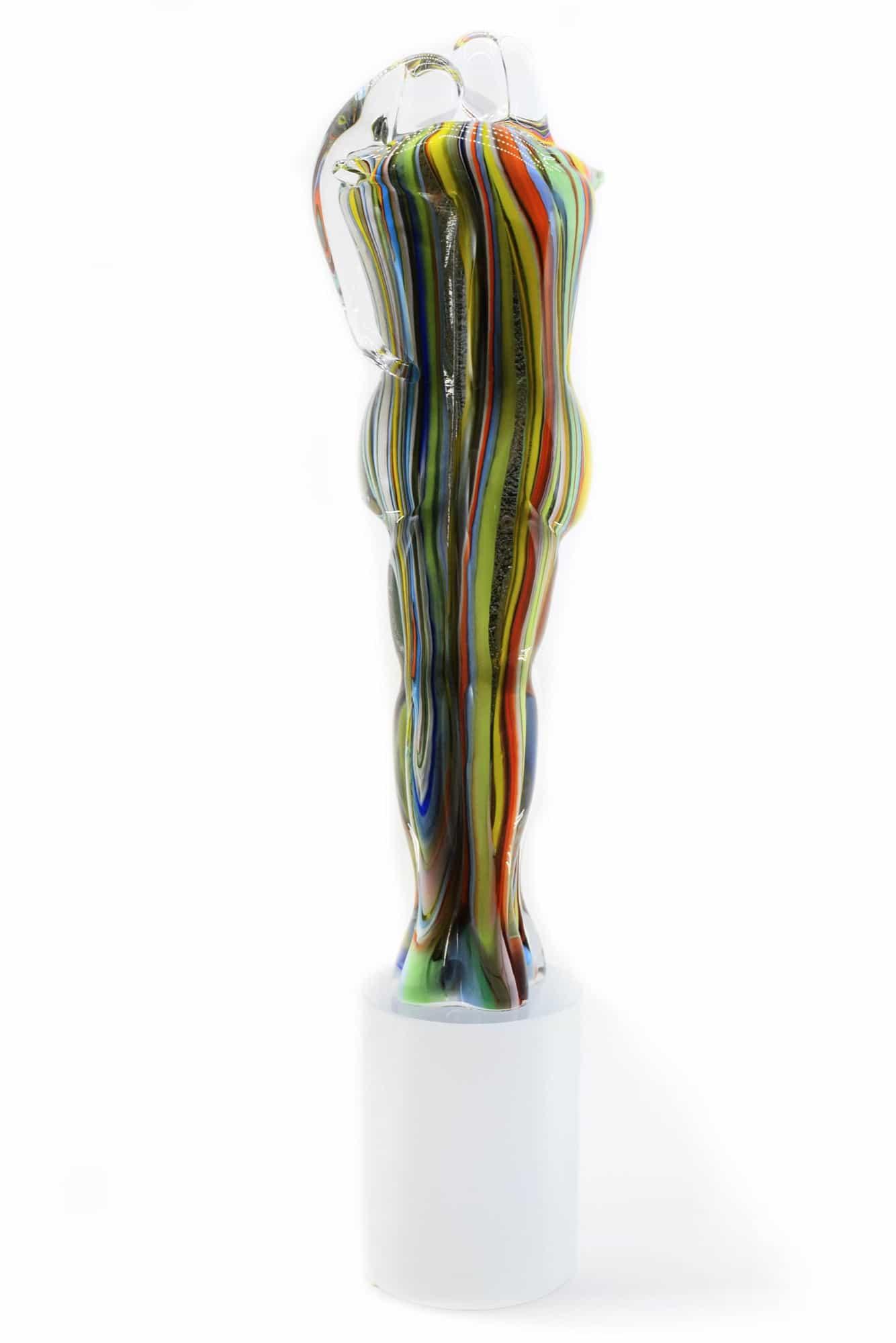 Скульптура любителей муранского стекла