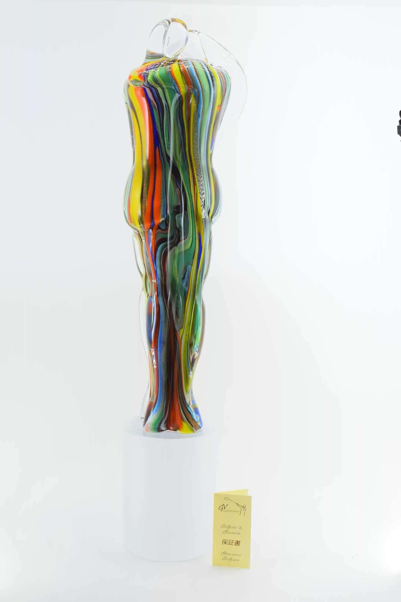 Скульптура любителей муранского стекла - (Art. 37221)