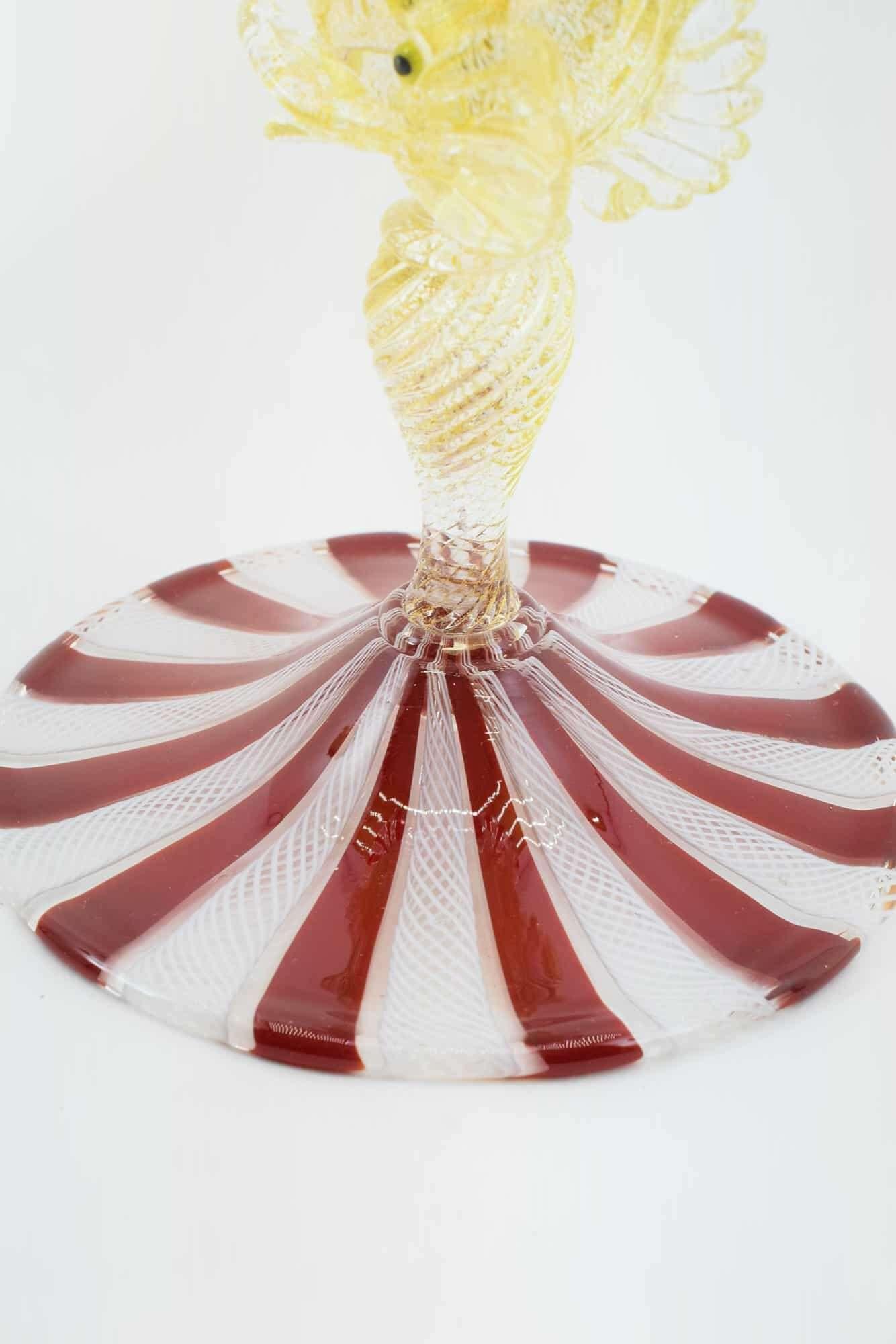 Канделябры из муранского стекла 30-х годов - (Art. 37010)