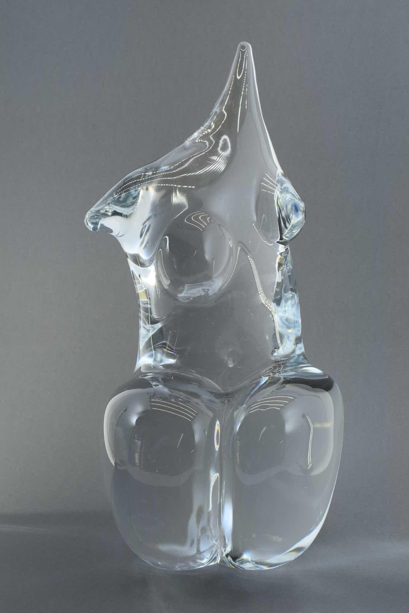 Скульптура Ливио Сегусо из муранского стекла - (Art. 36886)