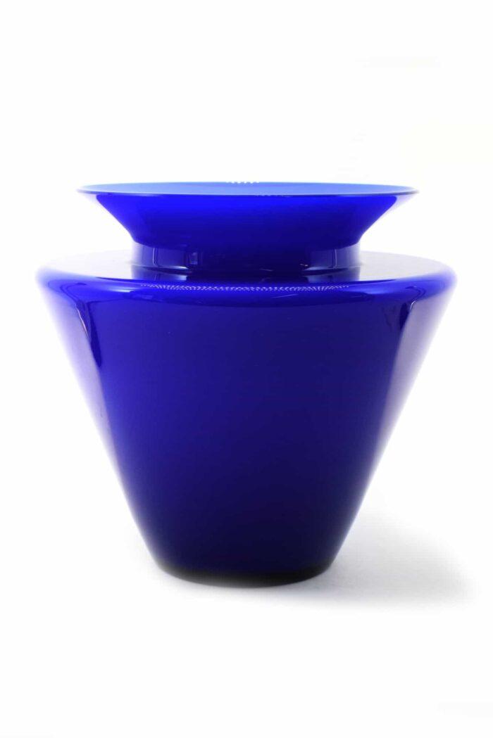винтажная ваза из муранского стекла