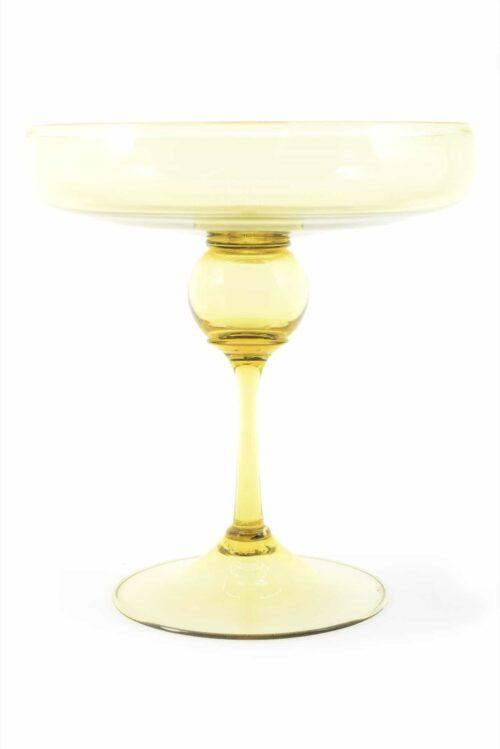 Vintage Murano Glas Herzstück Schüssel